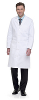 MENS LAB COATWhite52