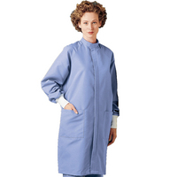 Landau Womens Long Labcoat