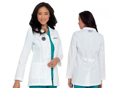 Womens Lab Coat Anesthesiology