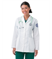LANDAU  WOMENS LABCOAT