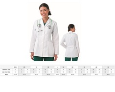 Womens FNPDNP Lab Coat (For Grad Students ONLY)