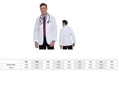 Mens FNPDNP Lab Coat (For Grad Students ONLY)