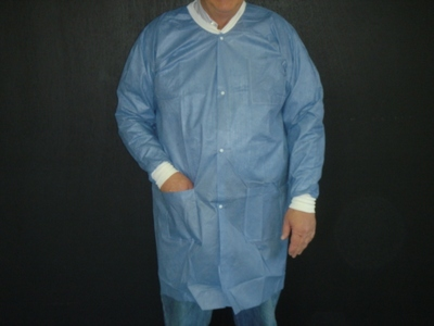 Disposable Lab CoatSmall