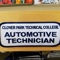 AUTO TECHNICIAN PATCH