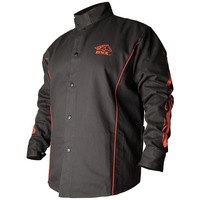Black Welding Jacket, 3 XL