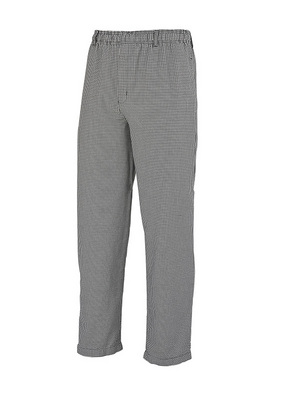 Unisex Cook Pant  Hounds Tooth