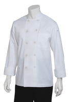 Le Mans Basic Chef Coat