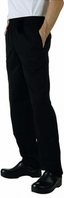 Basic Black Baggy Pant