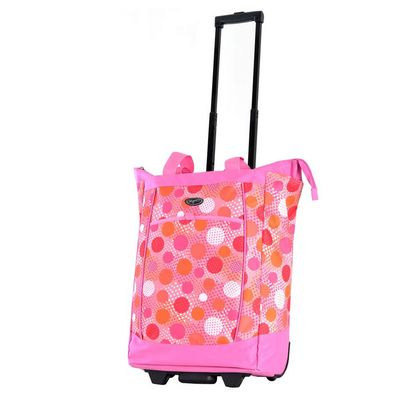 Rolling CarryAll Tote