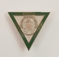 Medical Laboratory Technology  Silver Pin
