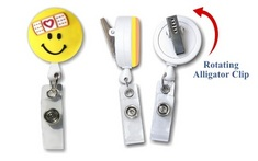 3D Retractable ID Holder