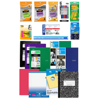School Supplies Student Essentials Value Bundle 18pc