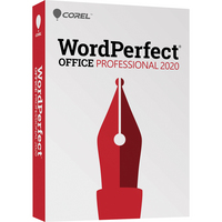 Corel WordPerfect Office 2020 Professional Commercial Upgrade