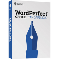 Corel WordPerfect Office 2020 Standard Commercial Upgrade