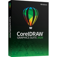 CorelDRAW Graphics Suite 2020 Commercial