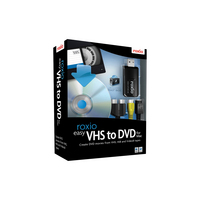 Corel Roxio Easy VHS to DVD Education,