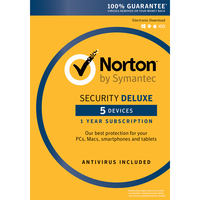 Norton Security Deluxe 3.0  MacWin Activation Card
