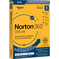 Norton 360 Deluxe1 User5 Device