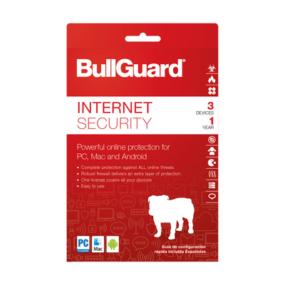 BullGuard Internet Security 2018 Commercial,