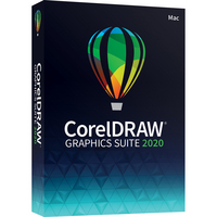 CorelDRAW Graphics Suite 2020 Mac Education