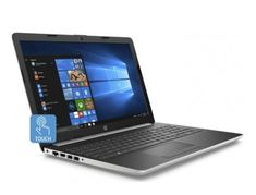 HP Silver 15.6 Notebook