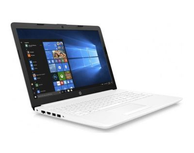 HP White 15.6 Notebook