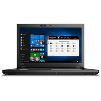 Lenovo ThinkPad P52 15.6 Mobile Workstation  1920 x 1080  Core i7 i78750H  16GB RAM  512GB SSD