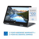 Dell Inspiron 14 5000 (5481) 2in1 Touch  i58265U8256GB T, Gray