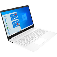 HP 15 dy1039nr 15 Laptop Computer 4GB RAM 256GB SSD in White
