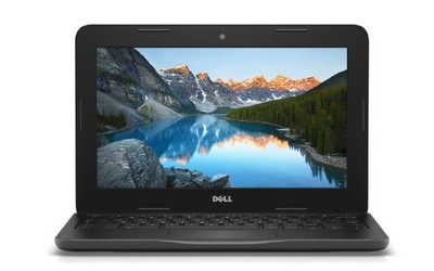Dell Chromebook 11 3000 (3181) Laptop, 11.6in HD 1366x768 LCD Display, Black