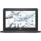 Dell Chromebook 11 3100 Laptop Computer NonTouch, 11.6in HD (1366 x 768), Black
