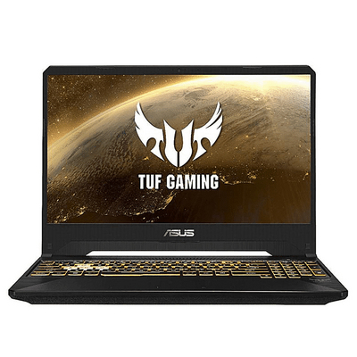 ASUS TUF505 15.6 Gaming Laptop AMD Ryzen 5 3550H 8GB RAM 512GB SSD in Gold Steel