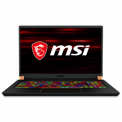 MSI GS75 Stealth 10SGS027 17.3 Gaming Laptop Computer with 1TB SSD in Matte Black
