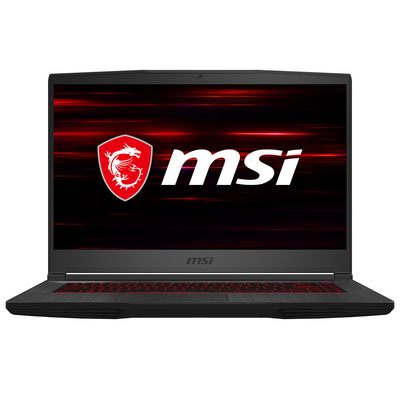 MSI GF65 THIN 10SER 273 15.6 Gaming Laptop Computer with 16GB RAM 512GB SSD in Black