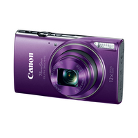 Canon PowerShot 360 HS 20.2 Megapixel Compact Camera in Purple