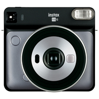 FujiFilm Instax SQUARE SQ6 Instant Camera in Graphite Gray