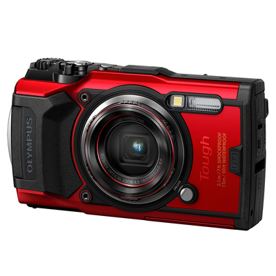 Olympus Tough TG6 12 Megapixel Compact Camera