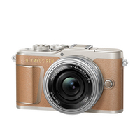 Olympus PEN EPL9 16.1 Megapixel Mirrorless Camera with Lens  14 mm  42 mm