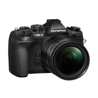 Olympus OMD EM1 Mark II 20.4 Megapixel Mirrorless Camera with Lens