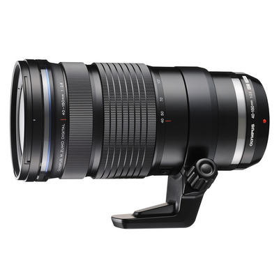 Olympus M.Zuiko 40 mm to 150 mm f2.8  Zoom Lens for Micro Four Thirds in Black