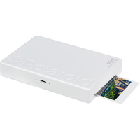 Polaroid Mint Pocket Printer, White,