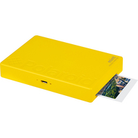 Polaroid Mint Pocket Printer, Yellow,