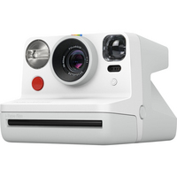 Polaroid Now Instant Camera, Silver