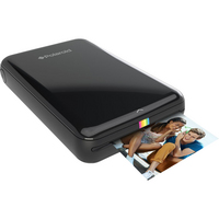 Polaroid ZIP Mobile Printer, Black