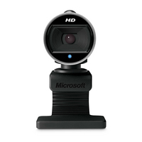 Microsoft 30 FPS USB LifeCam Webcam with Microphone