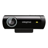 Creative Live! Cam Webcam  1 Megapixel  30 fps  USB 2.0