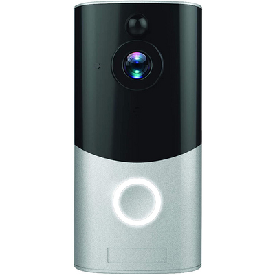 Supersonic Smart WiFi Doorbell Camera with Smart Motion Security System