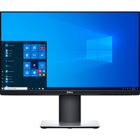 Dell P2219H Monitor, 21.5in, Black