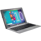 Supersonic SC1032WKB 10.1 Touchscreen 2 in 1 Tablet Computer in Silver