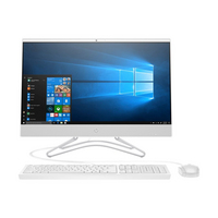 HP 24f1000 24f1060 AllinOne Computer  Ryzen 5  Touchscreen Display  Desktop